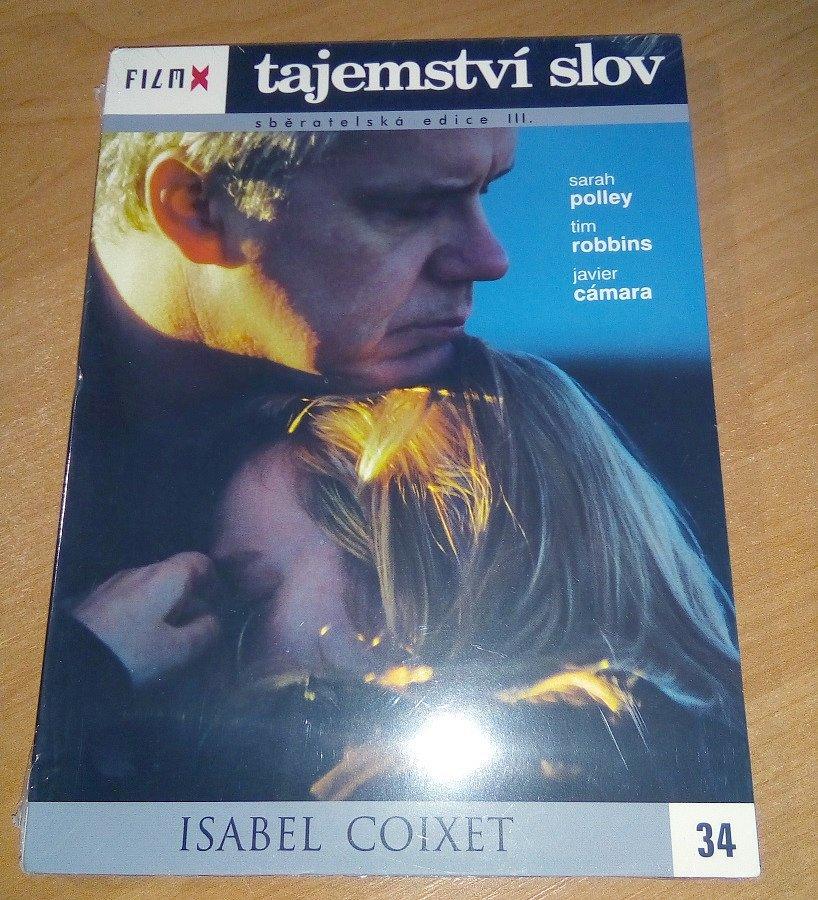 Soutěž o DVD Tajemství slov