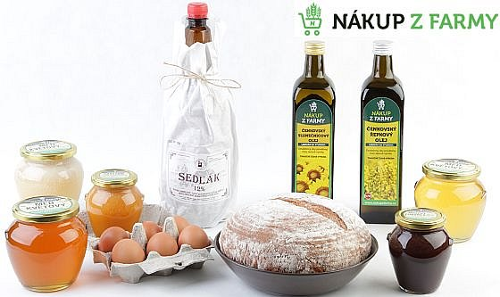 Soutěž o nákupy kvalitních potravin přímo od českých farmářů