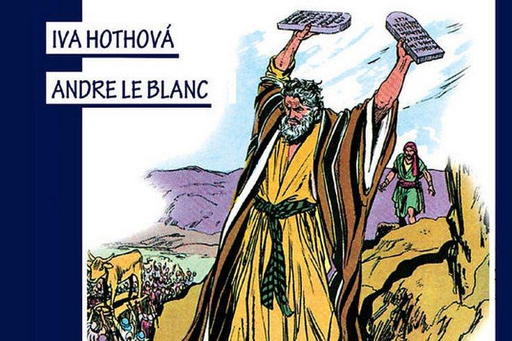 Vyhrajte v čase adventním komiksové zpracování Bible!