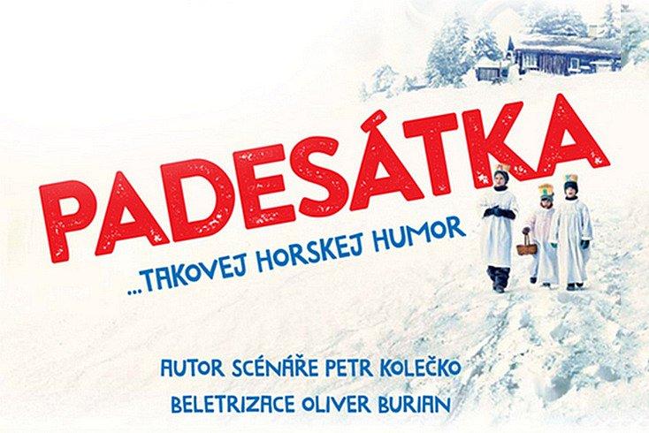 Vyhrajte humoristický román Padesátka!