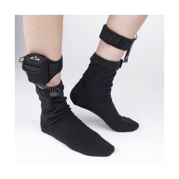 Soutěž o vyhřívané ponožky – spolehlivého pomocníka proti studeným nohám