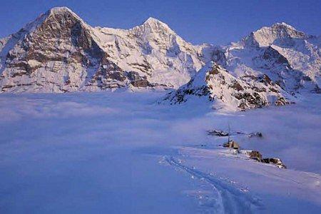 Soutěž s Interhome o týdenní pobyt ve švýcarském Jungfrau