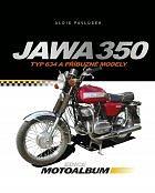 Soutěž o knihu Jawa 350