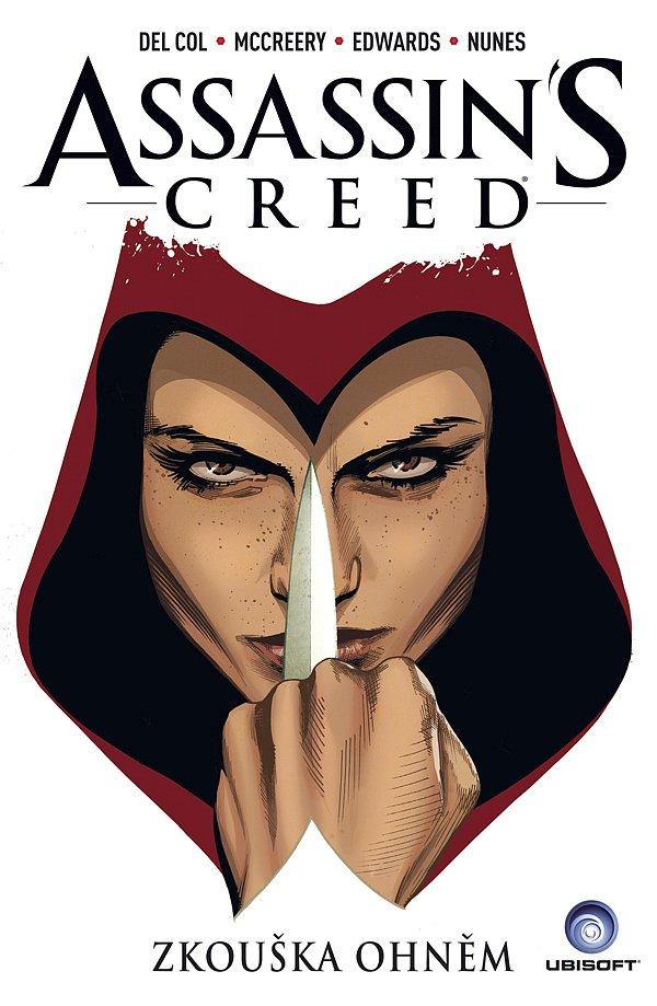 Soutěž o 5x komiksovou knihu Assassin´s Creed