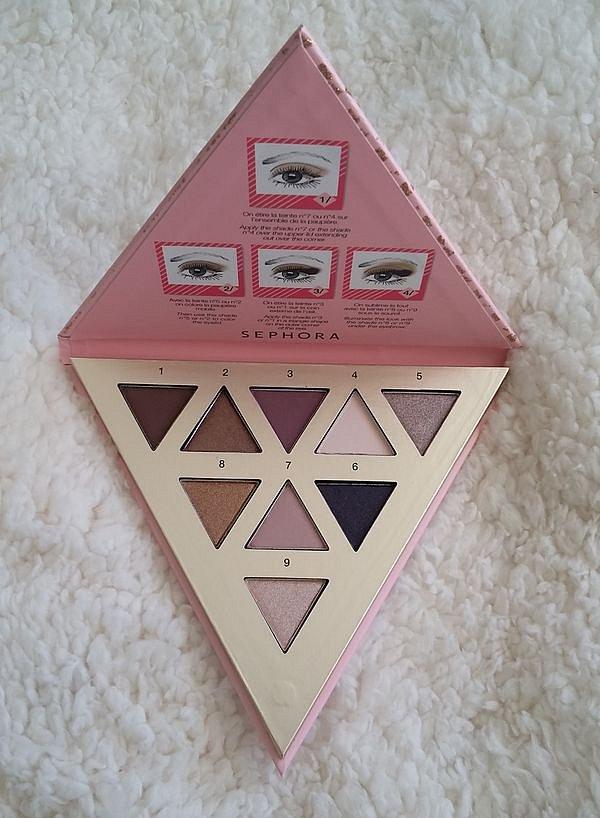 SOUTĚŽ o paletku očních stínů Sephora