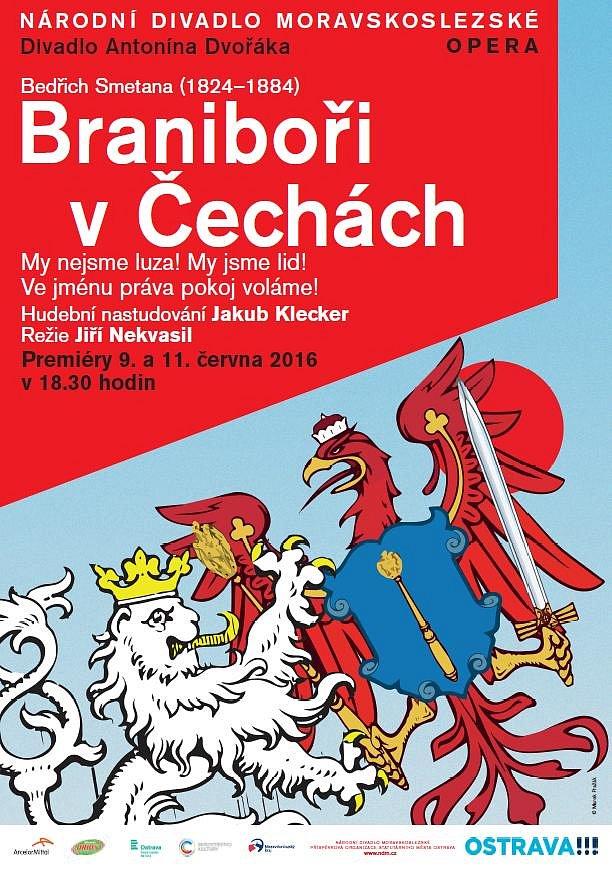 Soutěž o vstupenky do divadla na Braniboři v Čechách
