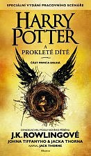 Soutěž o knižní novinku Harry Potter a prokleté dítě