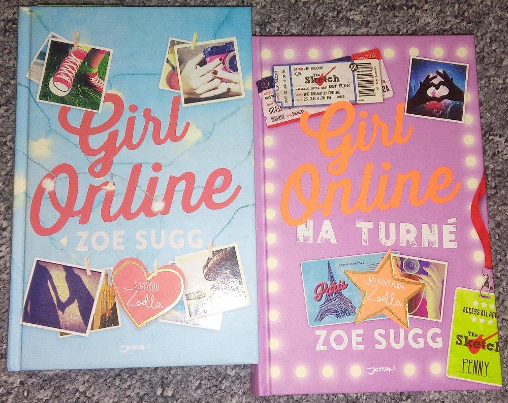 Soutěž o dva díly Girl Online!