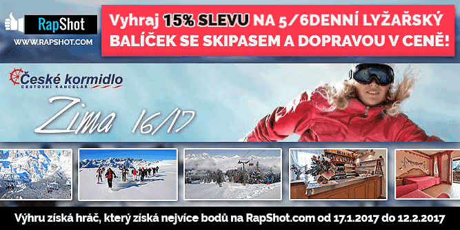 Soutěž o 15% slevu na lyžařský balíček