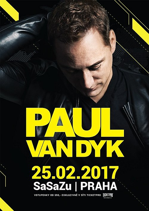 Paul van Dyk SaSaZu 25.2.2017