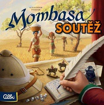 SOUTĚŽ o strategickou deskovou hru MOMBASA