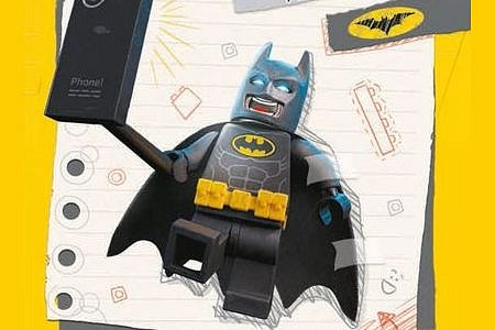 Soutěž o LEGO® Batman Jsem Batman!