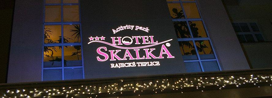 Soutěž o pobyt v Hotelu Skalka v Rájeckých Teplicích