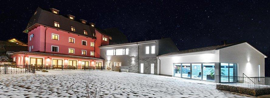 Vyhrajte víkendový pobyt ve Sport Hotel DM na Dolní Moravě