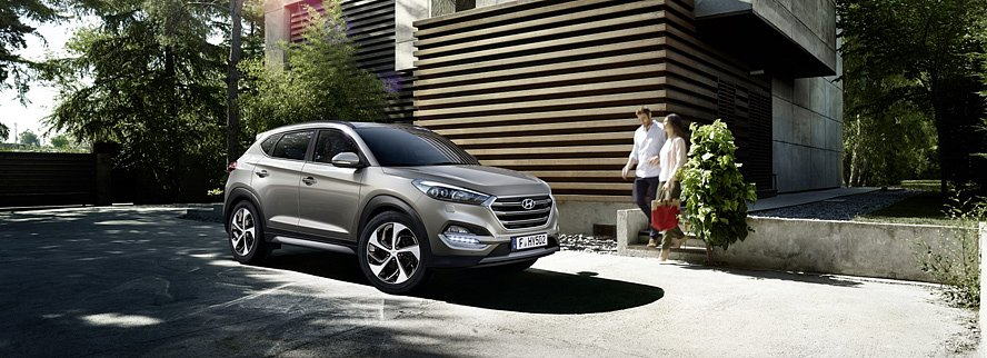 Vyhrajte Hyundai Tuscon na 7 dní