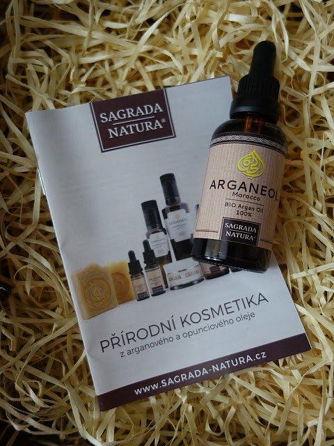 Soutěž o arganový olej