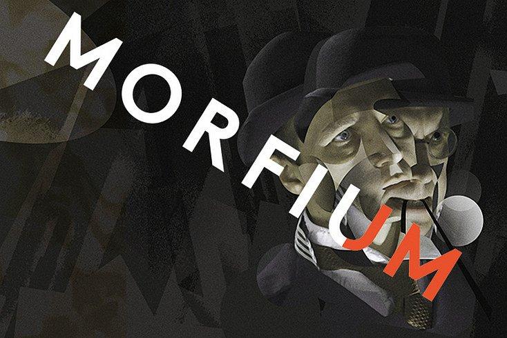 Vyhrajte román Morfium!