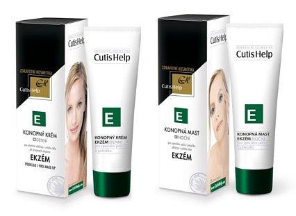 Kosmetika CutisHelp Ekzém pro tři soutěžící!