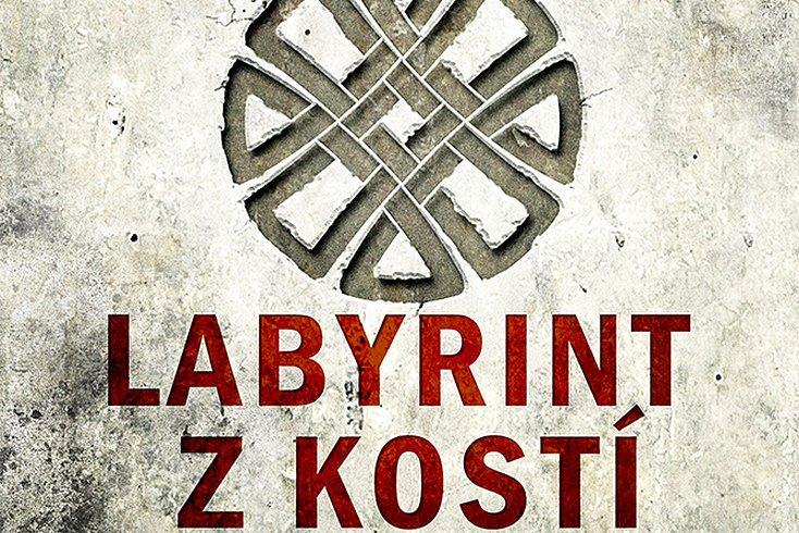 Vyhrajte audioknihu Labyrint z kostí!