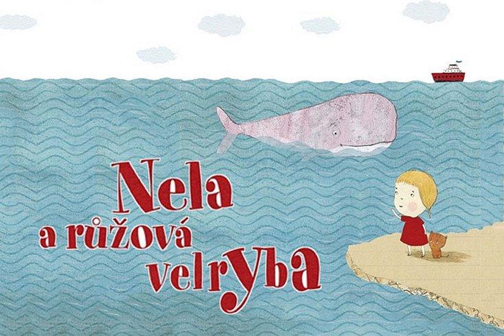Vyhrajte příběh pro děti Nela a růžová velryba!