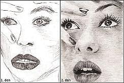 Soutěž o kurz kreslení pravou mozkovou hemisférou
