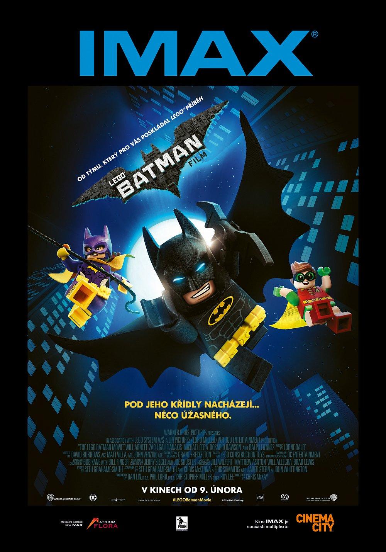 Soutěž s LEGO® Batman filmem