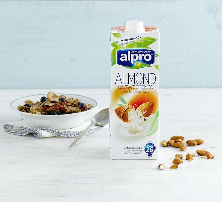 Soutěž o mandlové balíčky ALPRO