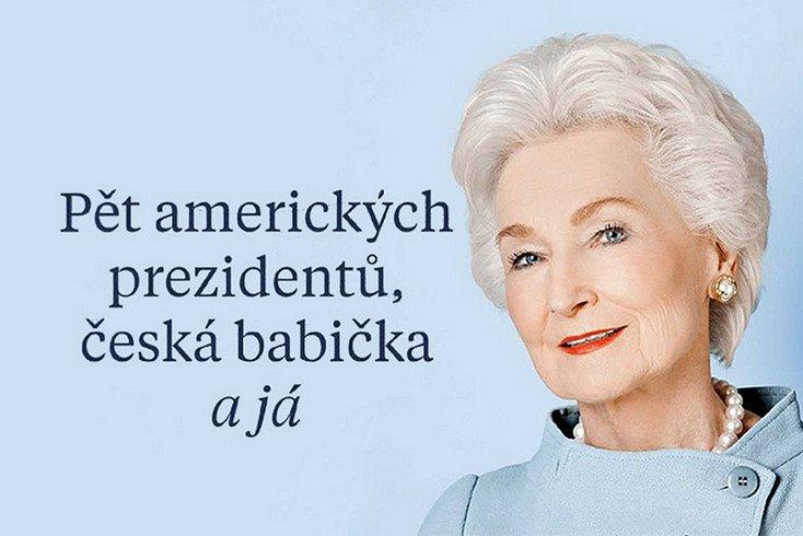 Vyhrajte biografii Pět amerických prezidentů, česká babička a já!