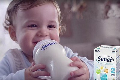 SOUTĚŽ o Sunar Premium 4 pro zdravý vývoj malých objevitelů