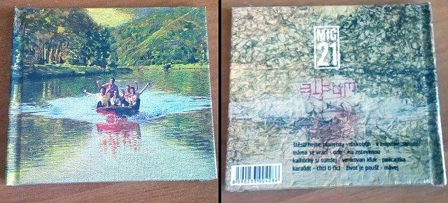 Soutěž CD – MIG 21 : Album