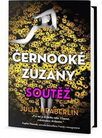 SOUTĚŽ o psychologický thriller ČERNOOKÉ ZUZANY