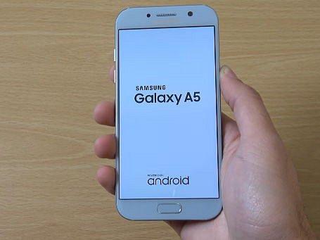 Soutěž o nový telefon Samsung Galaxy A5 2017