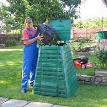 Soutěž o zahradní kompostéry české výroby