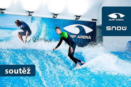 Soutěžte se Surf Arenou!