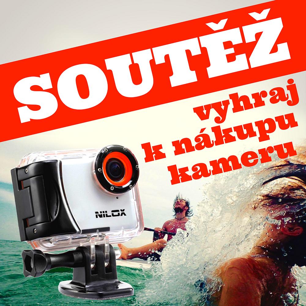 Soutěž o outdoor kameru Nilox Mini