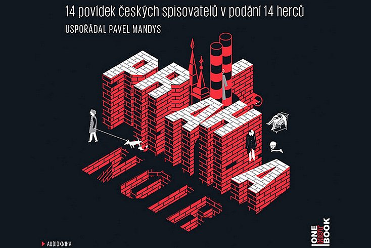 Vyhrajte povídky z tajemných zákoutí Prahy – audioknihu Praha NOIR!