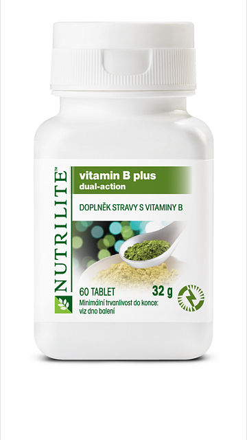 Chcete vyhrát NUTRILITE™ Vitamin B Plus?