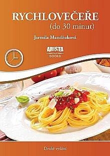 Soutěž o knihu Rychlovečeře z nakladatelství Arista Books