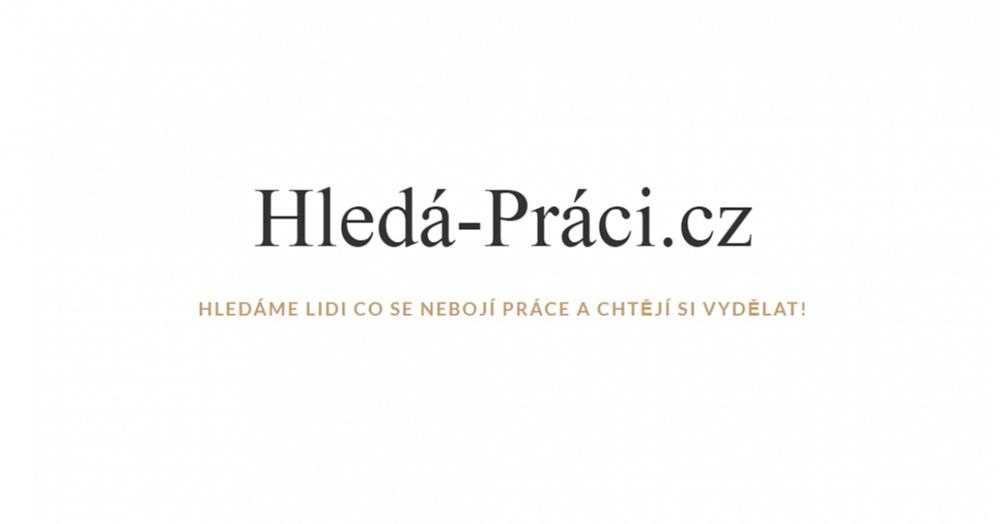 Soutěž s Hledá-Práci.cz o tablet a další hodnotné ceny!