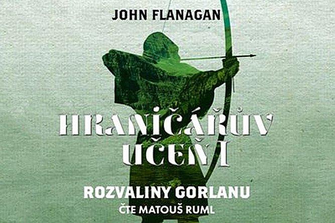 Vyhrajte audioknihu Rozvaliny Gorlanu!