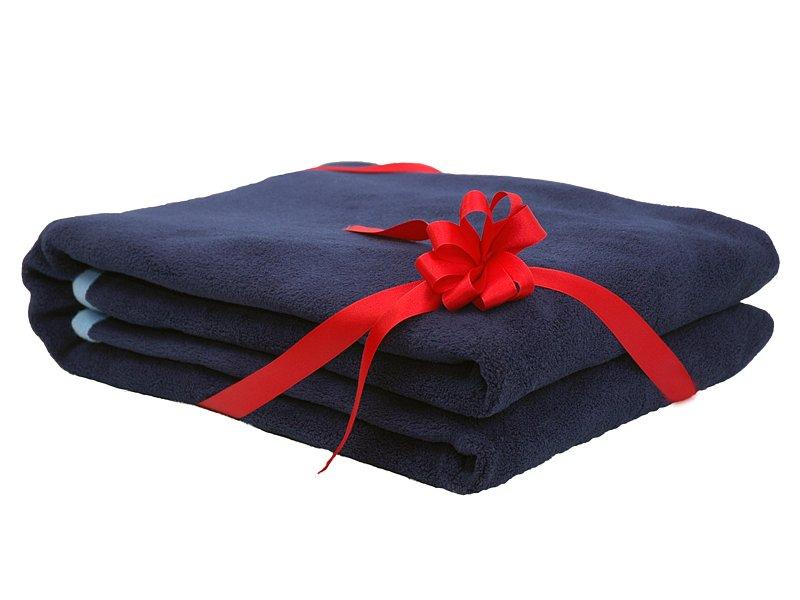 Soutěž o hebkou deku v modré barvě