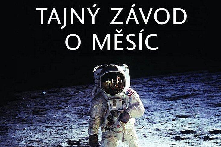 Vyhrajte knihu Tajný závod o Měsíc!
