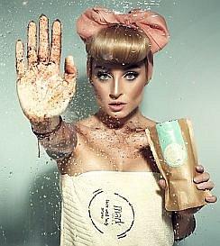 Soutěžte o kávový peeling MARK scrub