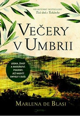 Soutěž o 3 výtisky knihy Večery v Umbrii