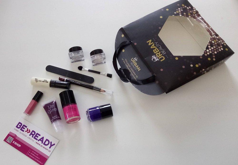 Soutěž o kosmetickou taštičku