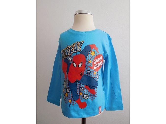 Soutěž o tričko se Spidermanem