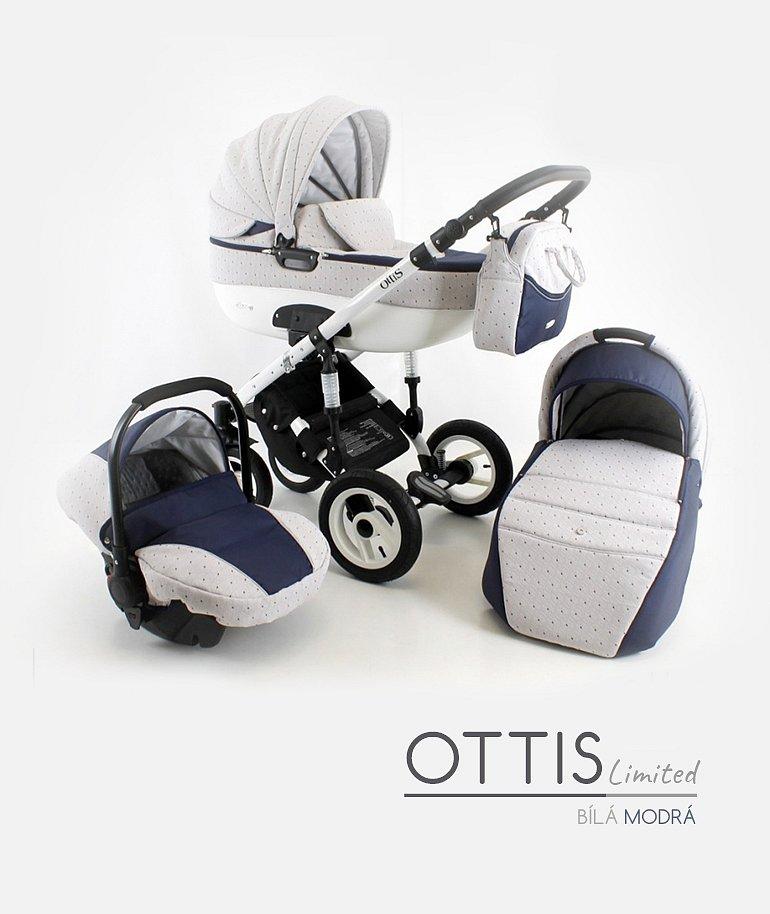 Soutěž o kombinovaný kočárek Adbor Ottis Limited