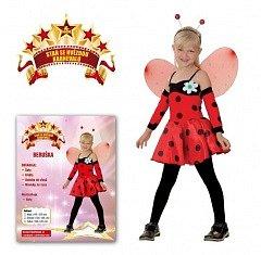 Soutěž o dětský kostým Berušky!
