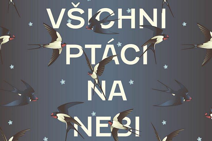 Vyhrajte román Všichni ptáci na nebi!