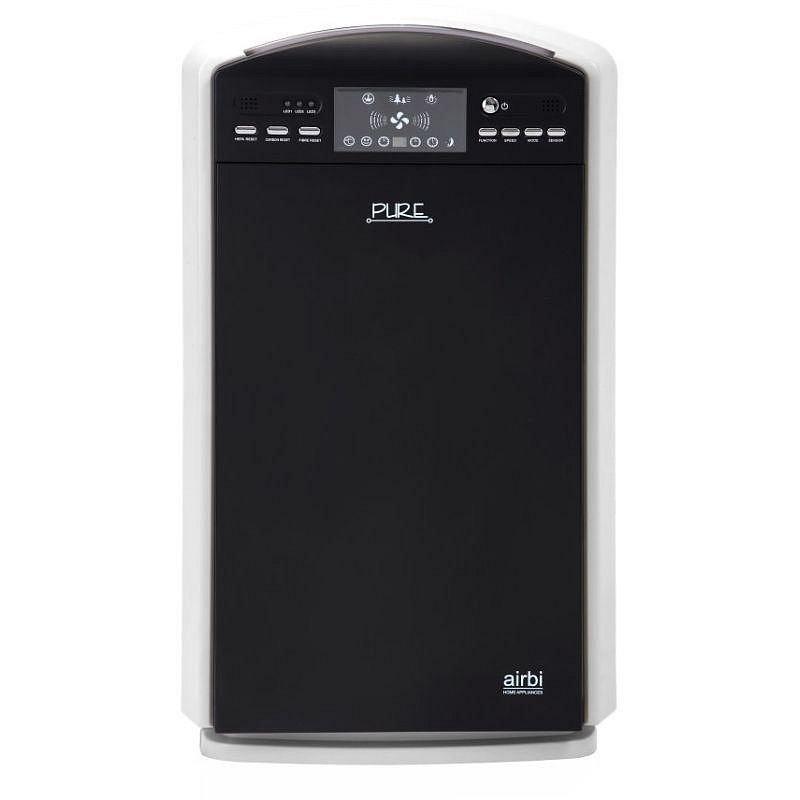 Soutěž o dvě čističky vzduchu Airbi Pure